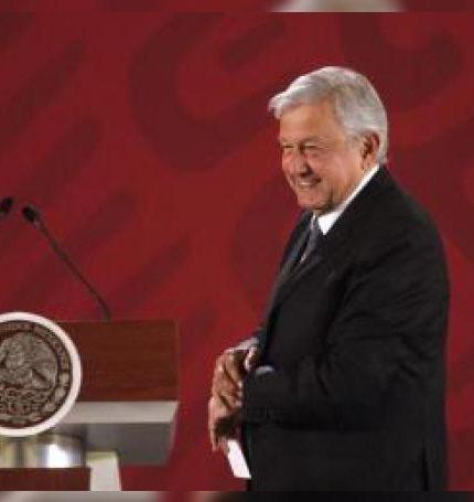 El presidente de México, Andrés Manuel López Obrador, durante su conferencia de prensa matutina en Ciudad de México (México). EFE/Archivo