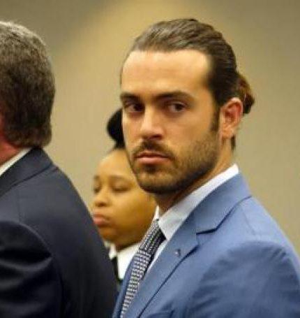 El actor mexicano Pablo Lyle en un tribunal de Miami, Florida.
