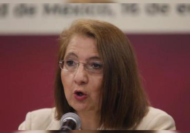 En la imagen, la subsecretaria de Comercio Exterior de México, Luz María De La Mora. EFE/Archivo