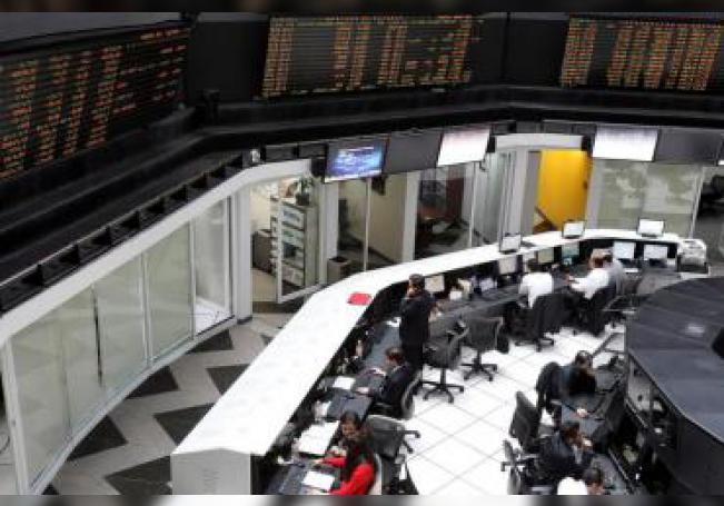Fotografía que muestra la Bolsa Mexicana de Valores, en Ciudad de México (México). EFE/Archivo