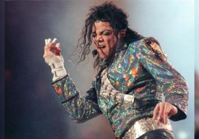 El cantante estadounidense Michael Jackson. EFE/Archivo
