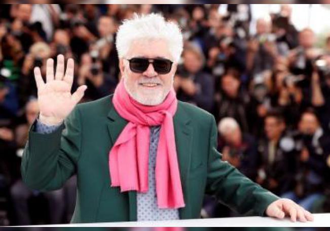 Fotografía de archivo (Cannes (Francia), 18/05/2019), del cineasta español Pedro Almodóvar. EFE/Sebastien Nogier/Archivo