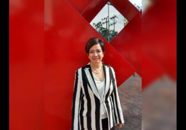 """La jefa de laboratorio de citología del Hospital General León, en el estado de Guanajuato, la doctora Patricia Ortega González,, indicó que pese a la estadística, en el """"99 % de los casos el VPH es curable, aunque en un grupo de personas sí va a evolucionar y pueden desarrollar cáncer cervicouterino"""". EFE/Ammy Ravelo"""