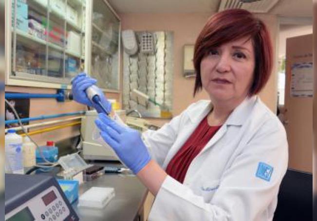 La especialista mexicana María Teresa Tusié Luna, del Instituto de Investigaciones Biomédicas de la UNAM.