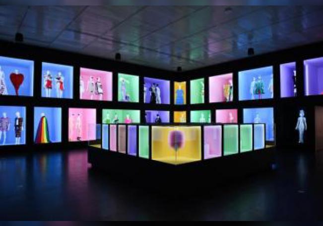 Exposición en el Metropolitan. EFE/MET