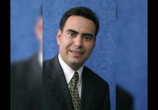 José Martínez Juárez, director de organización de eventos en Expo Santa Fe México (México). EFE/
