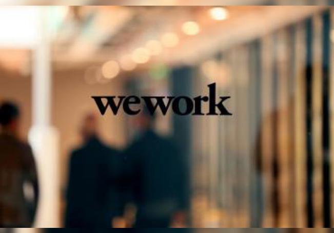 Vista de personas en un establecimiento de la compañía estadounidense WeWork en Bogotá (Colombia). EFE/Mauricio Dueñas Castañeda/Archivo