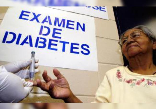 Seis de cada diez mexicanos (63 %) nunca se ha realizado algún estudio médico para saber si padece de diabetes mellitus, mientras que solo 36 % lo han hecho, de acuerdo con una encuesta divulgada este lunes. EFE/Gerardo Mora/Archivo
