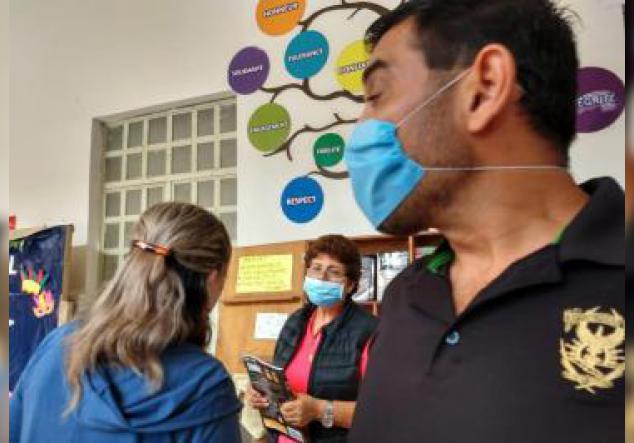 El primer caso y el presunto caso de coronavirus en México se encuentran relacionados al convivir en Italia durante un congreso.