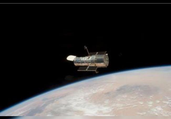 Fotografía facilitada por la NASA del telescopio Hubble. EFE/NASA/ Archivo/ Sólo para uso editorial