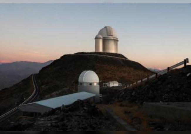 Observatorio de la Silla.