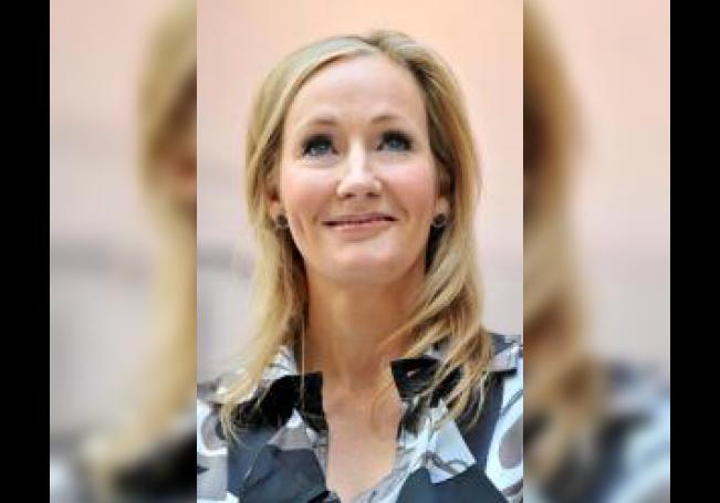 La escritora británica JK RowlingEFE/ANDY RAIN/Archivo