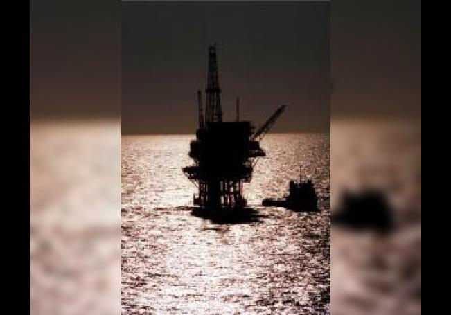 Vista de una plataforma de la paraestatal Petróleos Mexicanos (Pemex). EFE/PEMEX/SOLO USO EDITORIAL