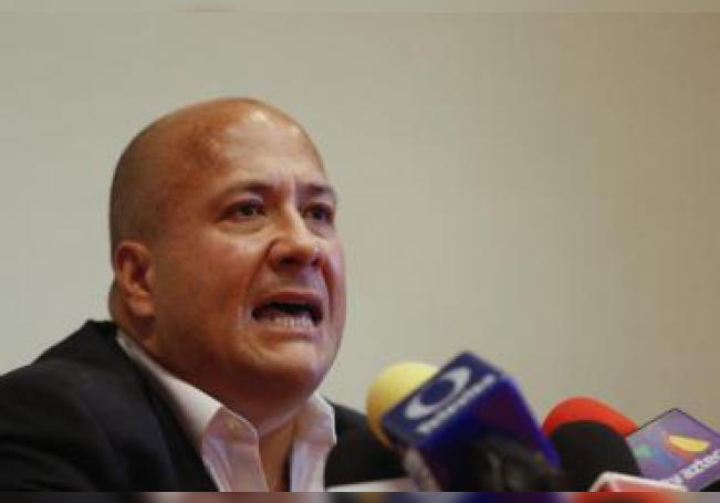 El gobernador de Jalisco, Enrique Alfaro Ramírez. EFE/Francisco Guasco/Archivo