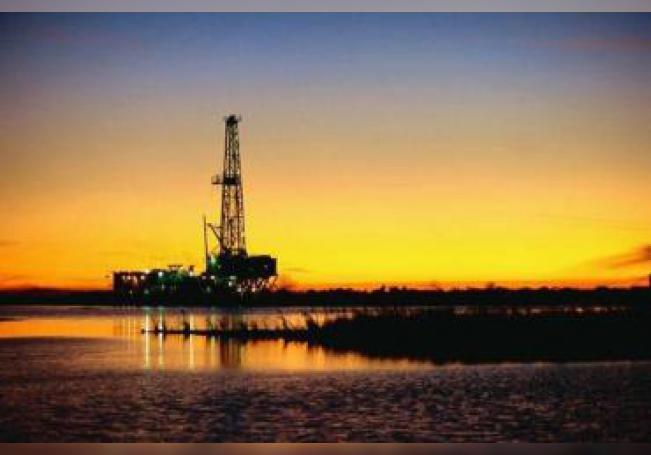 Fotografía cedida por la empresa Petróleos Mexicanos (PEMEX) de un pozo en el estado de Chiapas. EFE/PEMEX/SOLO USO EDITORIAL/Archivo