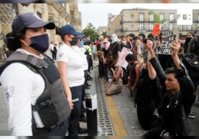 Siguen saliendo denuncias por manifestantes desaparecidos.