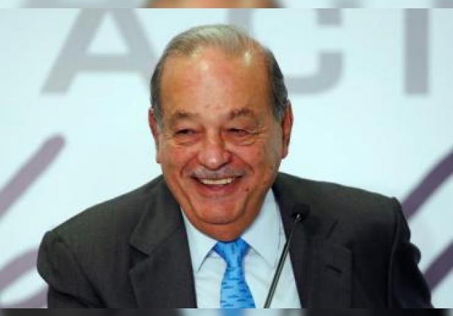 En la imagen, el magnate mexicano Carlos Slim. EFE/José Méndez/Archivo