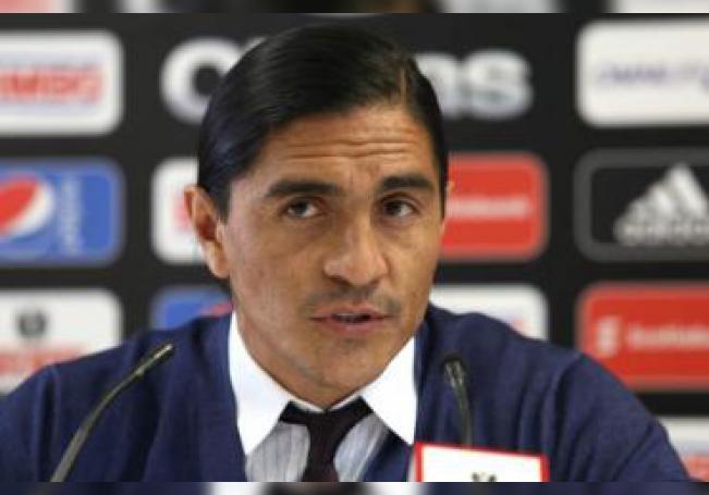 El Mazatlán FC, nuevo club del fútbol mexicano, anunció este jueves la contratación de Juan Francisco Palencia como su entrenador para el torneo Apertura 2020 que comenzará el próximo 24 de julio. EFE/Ulises Ruiz Basurto/Archivo