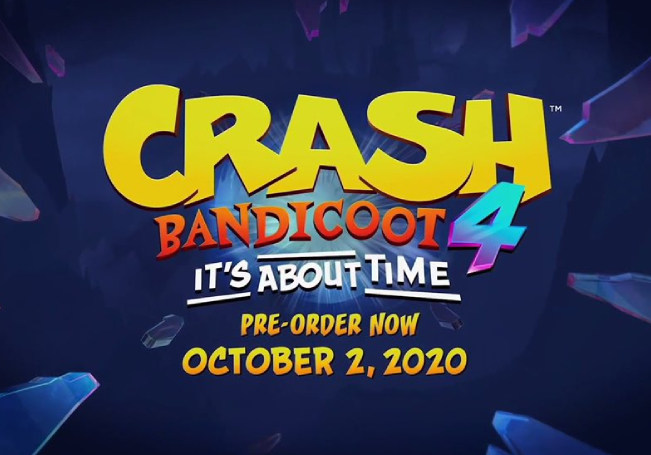 22062020 Crash Bandicoot 4