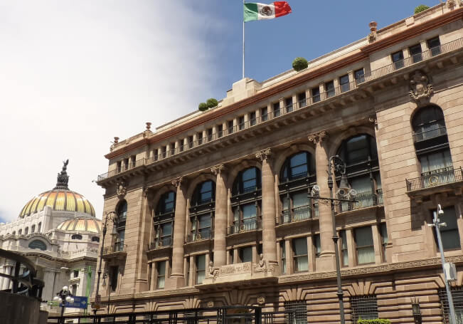 26062020 Banco de México baja tasa de interés.