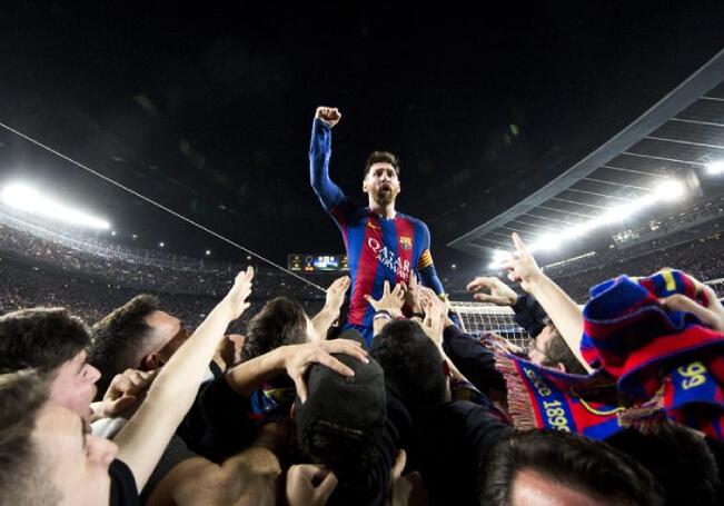 24062020 Messi cumple 33 años