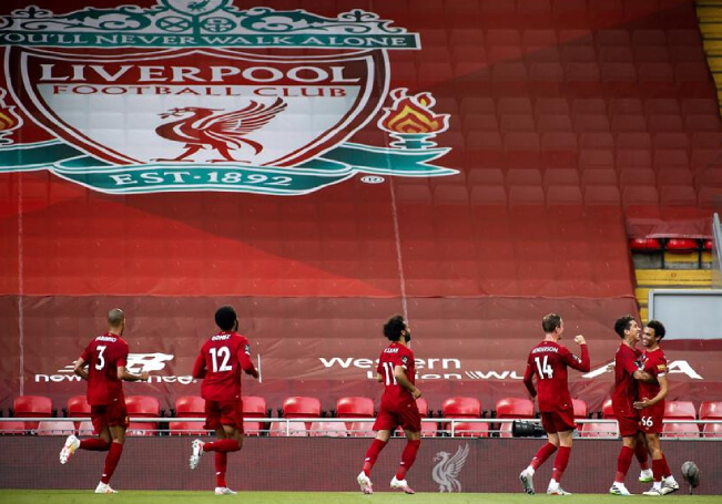 25062020 Liverpool campeón de la Premier