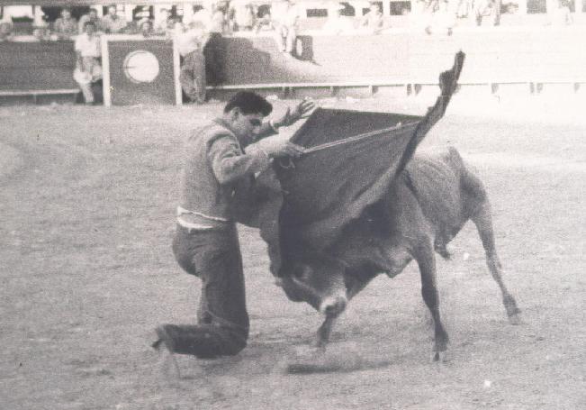 29062020 El lado taurino de 'El Profesor Jirafales'