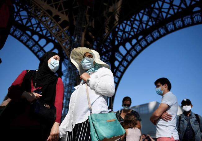 25062020 Reabre la Torre Eiffel