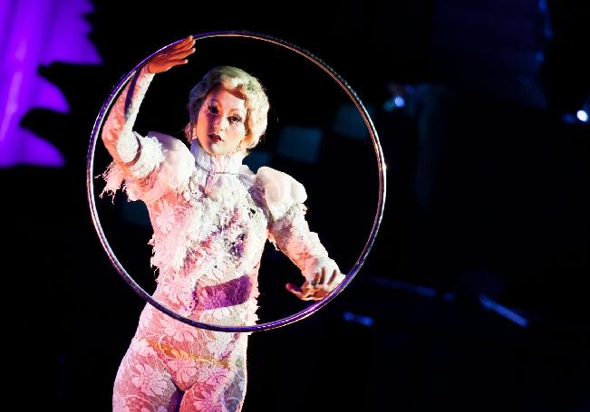 Cirque du Soleil se declaró en quiebra — Lamentable