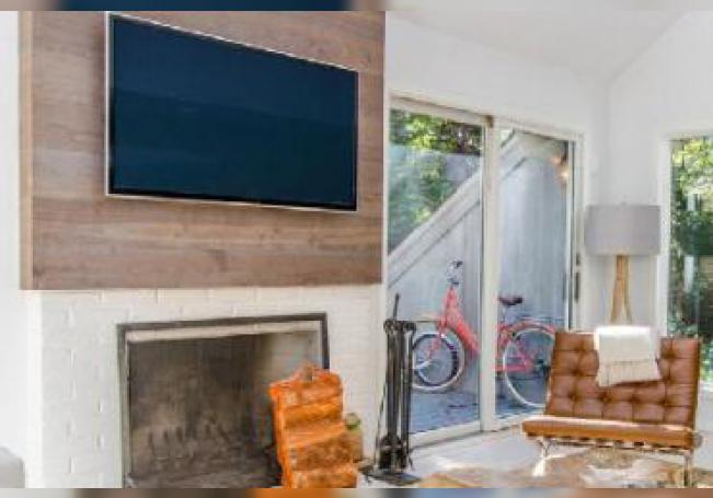 Al utilizar tu televisión inteligente, ya no será necesario conectar una computadora a la televisión para poder disfrutar de contenido online, como series, películas e incluso videojuegos.