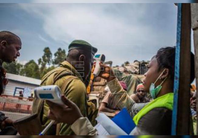 La Organización Mundial de la Salud (OMS) declaró hoy que el brote epidémico de ébola en la República Democrática del Congo se ha convertido en una emergencia sanitaria de alcance internacional