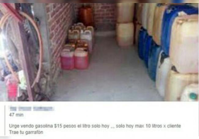 En el caso de Aguascalientes, economistas han señalado que bajará unos centavos, a lo mucho un peso, sin embargo a través de redes sociales se está ofreciendo a precios inferiores, cuatro pesos menos de su costo regular.