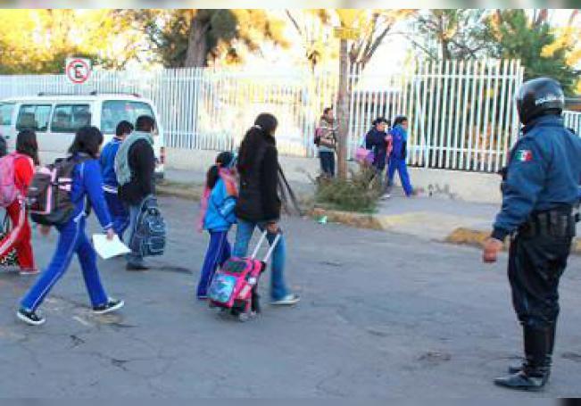 Serán 287,000 los alumnos que regresarán a clases este lunes, tanto en colegios particulares como en escuelas públicas