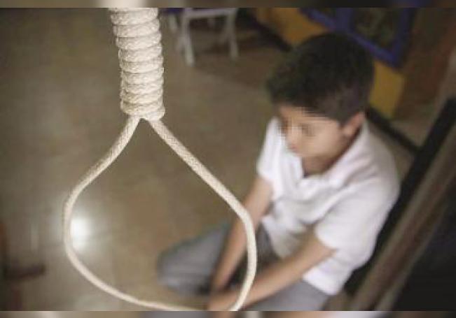 Es la primera ocasión en que se presentan dos casos de suicidio de menores con apenas unas cuantas horas de diferencia.
