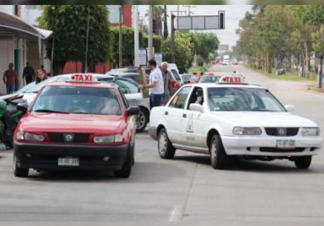 En el mes de junio siempre se han hecho las revistas vehiculares de los taxis