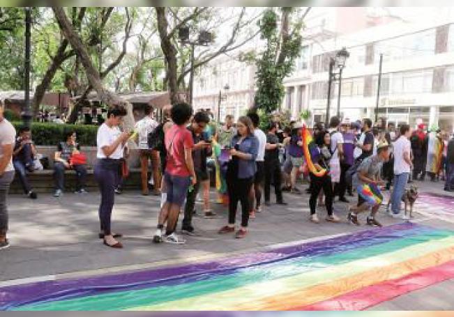 La comunidad LGBT celebrará este sábado la décimo octava marcha por el orgullo LGBT