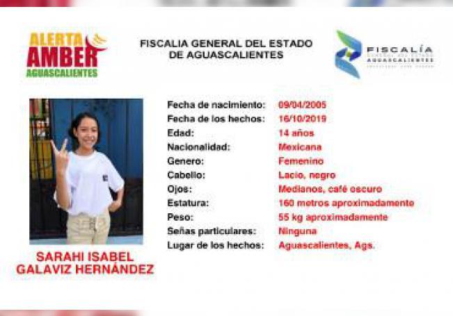 Sarahí Isabel Galaviz Hernández