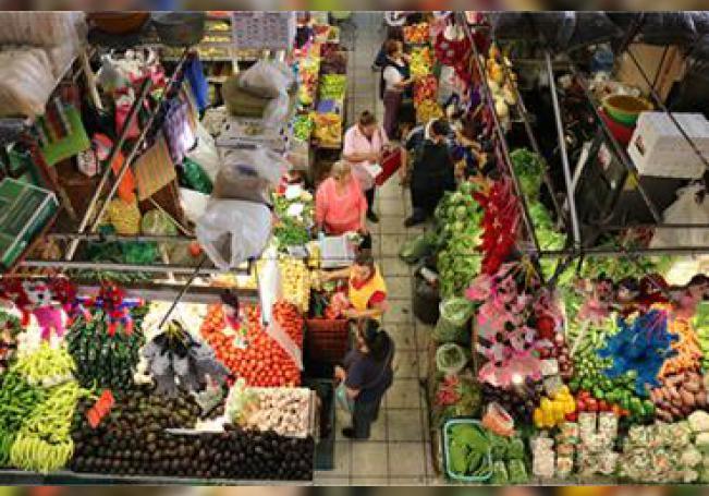 El jitomate, el huevo y el chile, algunos de los productos que más han subido este año.