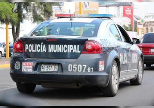 Una de las actuales patrullas de la Policía Municipal.