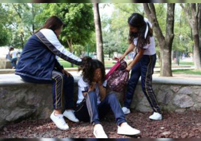 Un porcentaje de jóvenes consideran a las escuelas públicas y privadas como lugares peligrosos.