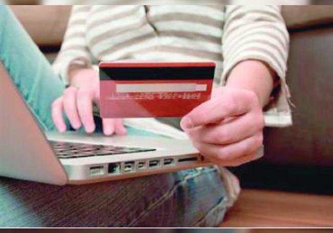 A través de compras por internet es como aprovecharon ofertas.