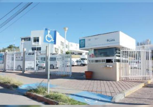 El Centro de Salud Mental Agua Clara.