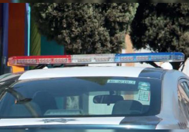 Una patrulla de la Policía Municipal.