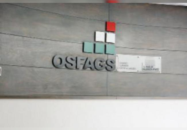 La sede del OSF del Congreso, el que, según el diputado García López, requiere una reforma de fondo.