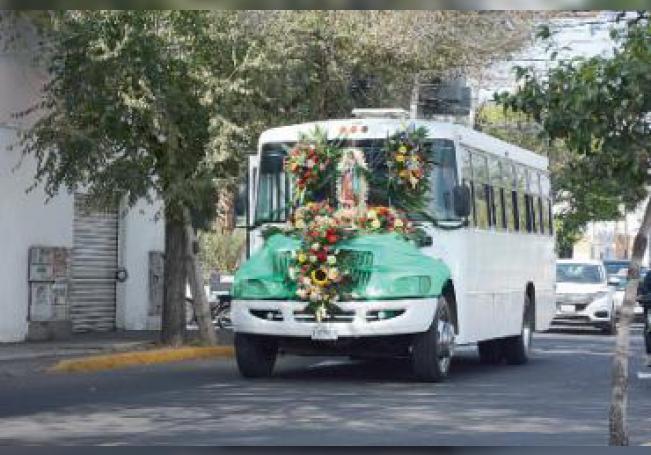 Se desviarán al menos 35 rutas del transporte público.