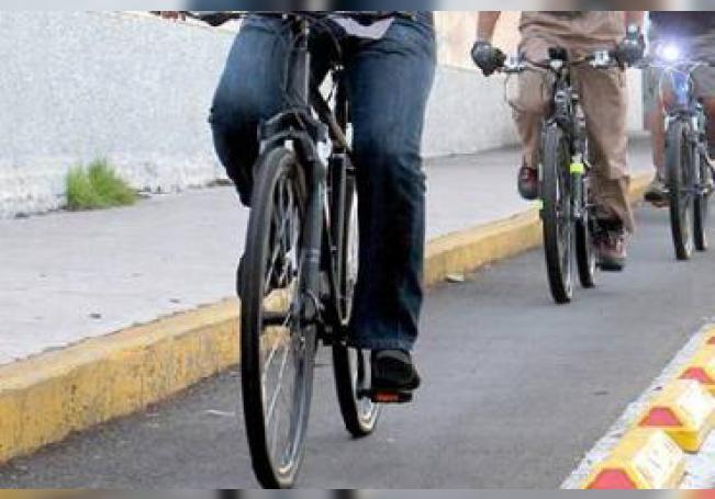 Activistas mencionaron que la mejor alternativa es hacer uso de la bicicleta, y si no se cuenta con una se puede recurrir al esquema de Mobike, donde por dos pesos al día los hidrocálidos podrán hacer todos los viajes que deseen.