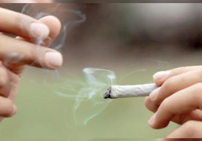 El porcentaje de menores de entre los 12 y 17 años que ha probado la droga, en el período del 2016-2017, es del 5.3%
