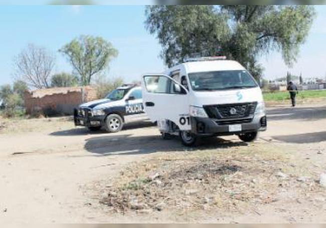 El lugar donde, semanas atrás, fue encontrado el cuerpo de una menor de 14 años asesinada.