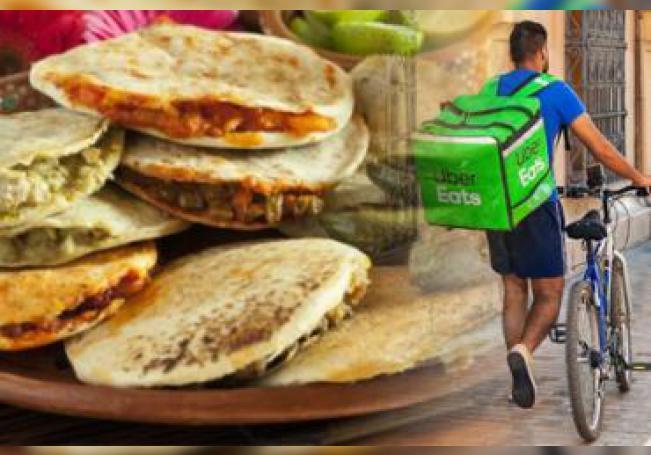 Gorditas, quesadillas, tacos y alitas fueron los alimentos más pedidos por los hidrocálidos durante el confinamiento.