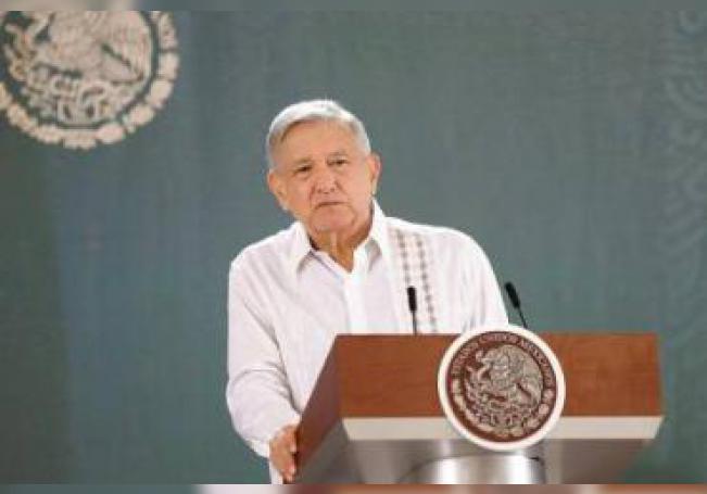 El Presidente de México únicamente alcanzó una aprobación del 38%